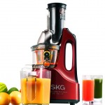SKG New Generation Wide Chute Masticating Juicer
